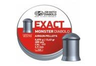 Пули пневматические EXACT Monster Diabolo 4,52 мм 0,87 грамма (400 шт.)