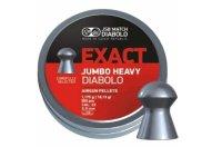 Пули пневматические JSB Exact Jumbo Heavy Diabolo 5,5 мм (5,52 мм) 1,175 грамма (500 шт.)