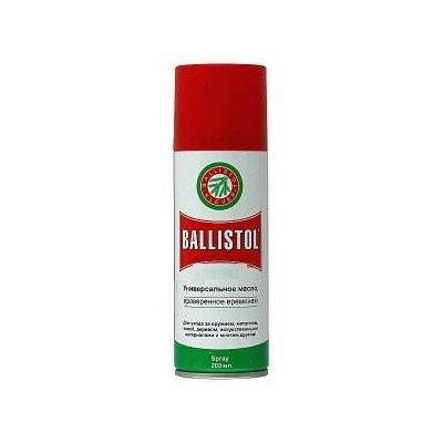 Масло оружейное Ballistol (спрей) 200 мл