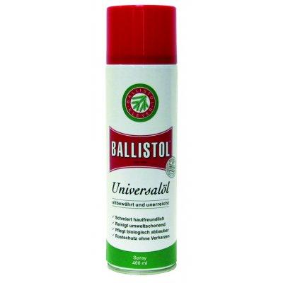 Масло оружейное Ballistol (спрей) 400 мл