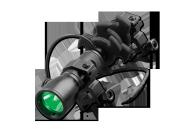 Фонарь для арбалета NAP Apache Neon