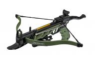 Арбалет-пистолет Man Kung MK-TCS1 Alligator (зеленый, 36 кг)