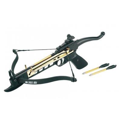 Арбалет-пистолет Man Kung MK-80A4PL с рычагом