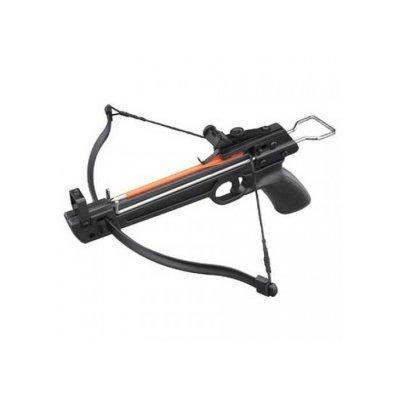 Арбалет-пистолет Man Kung MK-50A2 (алюминиевый корпус, 22 кг)