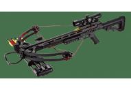 Блочный арбалет Man Kung MK-XB52 Stalker черный KIT (с комплектацией)