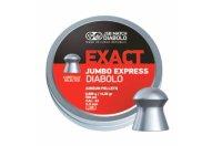 Пули пневматические JSB Exact Jumbo Express 5,52 мм 0,930 грамма (500 шт.)