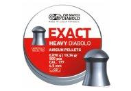 Пули пневматические EXACT Heavy Diabolo 4,52 мм 0,67 грамма (500 шт.)