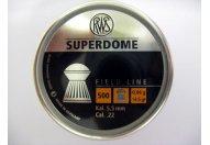 Пули пневматические RWS Superdome 5,5 мм 0,94 грамма (500 шт.)