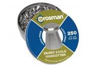 Пули пневматические Crosman 4.5 мм Silver Eagle WC 4.8 гран  (250 шт.)