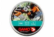 Пули пневматические GAMO Hunter 5,5 мм 1.00 грамма (250 шт.)