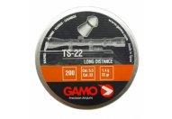 Пули пневматические GAMO TS-22 5,5 мм 1.4 грамма (200 шт.)