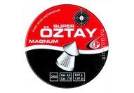 Пули пневматические Super Oztay Super Magnum 4.5 мм 0,51 грамма (250 шт.)