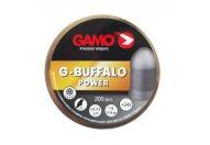 Пули пневматические GAMO G-Buffalo 4,5 мм 1.00  грамма (200 шт.)