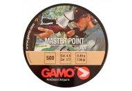Пули пневматические GAMO Master Point 4,5 мм 0.49 грамма (500 шт.)