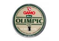 Пули пневматические GAMO Olimpic 4.5 мм 0.49 грамма (250 шт.)