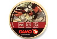 Пули пневматические GAMO Pro Hunter 4.5 мм 0.49 грамма (250 шт.)
