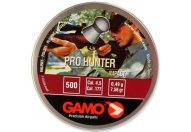 Пули пневматические GAMO Pro Hunter 4,5 мм 0,49 грамма (500 шт.)