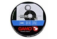 Пули пневматические GAMO Round 4.5 мм 0.53 грамма (500 шт.)