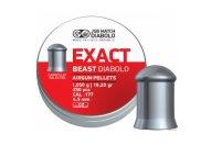 Пули пневматические JSB Exact Beast Diabolo 4.5 мм 1.05 грамма (250 шт.)