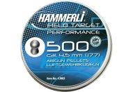Пули пневматические Umarex Hammerli FT Perfomance 4.5 мм 0.56 грамма (500 шт.)