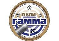 Пули пневматические Квинтор Гамма 1,00 гр 4,5 мм (200 шт.)