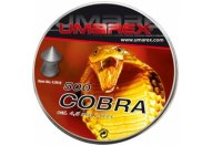Пули пневматические Umarex Cobra 4.5 мм 0.56 грамма (500 шт.)