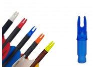 Хвостовик Centershot 6.2 мм для лучных стрел синий