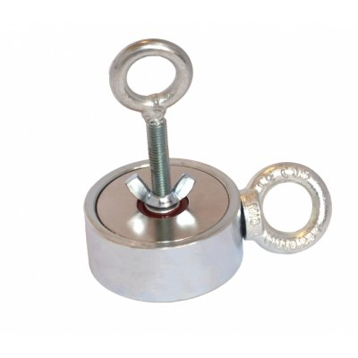 Двухсторонний магнит 2х200 кг