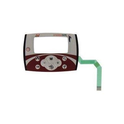 Клавиатура для металлоискателя Minelab X-Terra 505