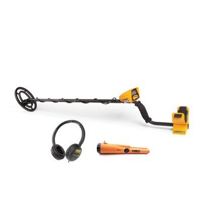 Металлоискатель Garrett ACE 250 + Pro-Pointer AT + наушниками