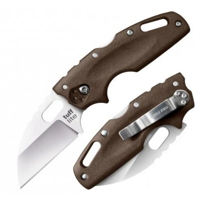 Нож Cold Steel Tuff Lite Dark Earth Aus-8A (CS_20LTF)