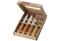 Набор ножей Opinel Les Essentiels №112/113/114/115 - 4 шт.