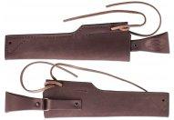 Чехол №15(п)к кожаный для нескладного ножа