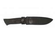 Чехол №4с кожаный для нескладного ножа