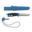 Нож Morakniv Companion Spark Blue, нержавеющая сталь, 13572