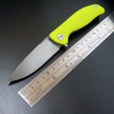 Нож F3 реплика жёлтый