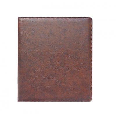 Альбом для монет на кольцах, 230х270мм, формат оптима, без листов (искусственная кожа)