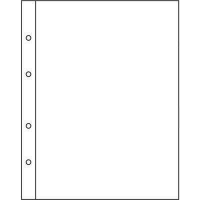 Лист для бон и открыток 200х250мм на 1 ячейку размером 180х248мм