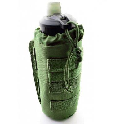 Gongtex Термо бутылка в чехле Green