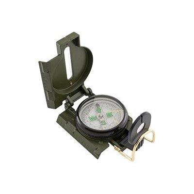 Компас ДС 45-3А, мет. корпус, темнозеленый