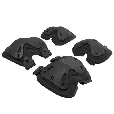 Наколенники и налокотники X-TAK (Black)