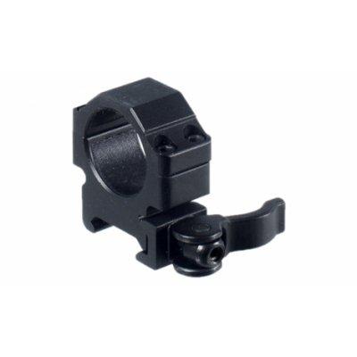 Быстросъемные кольца Leapers UTG 25,4 мм на Weaver, средние RG2W1154