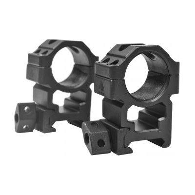 Кольца Leapers UTG 25,4 мм быстросъёмные на 11мм с рычажным зажимом, высокие RG2W1204