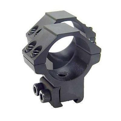 Кольца Leapers Accushot 25,4 мм, с призмой 10-12 мм, STM, высокие RGPM-25H4