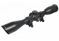 Оптический прицел Leapers 4X40 25 мм, полноразмерный, сетка Mil-Dot с подсветкой SCP-440MDLWTS