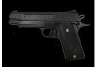 Пистолет страйкбольный Stalker SA1911M Spring (Colt 1911 Rail)