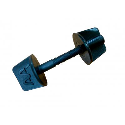Болт Magic Lab с гайкой для крепления катушки металлоискателя, 6 мм