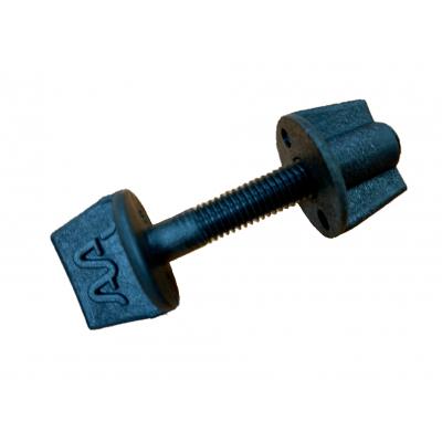 Болт Magic Lab с гайкой для крепления катушки металлоискателя, 8 мм