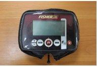Защитный чехол на Fisher F 11, 22, 44 (ткань)