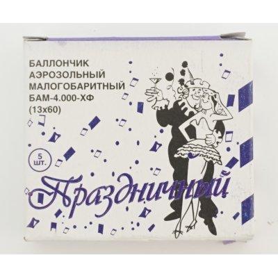 """БАМ 4.000-ХФ """"Праздничный"""" 13х60 (5 шт.)"""